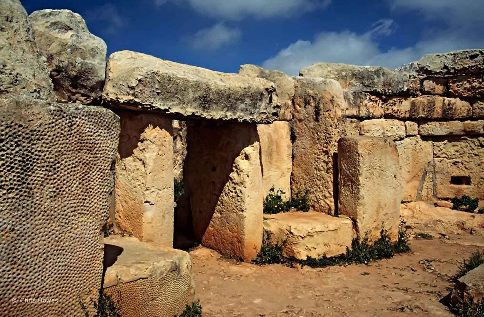 Mnajdra temples, Malta