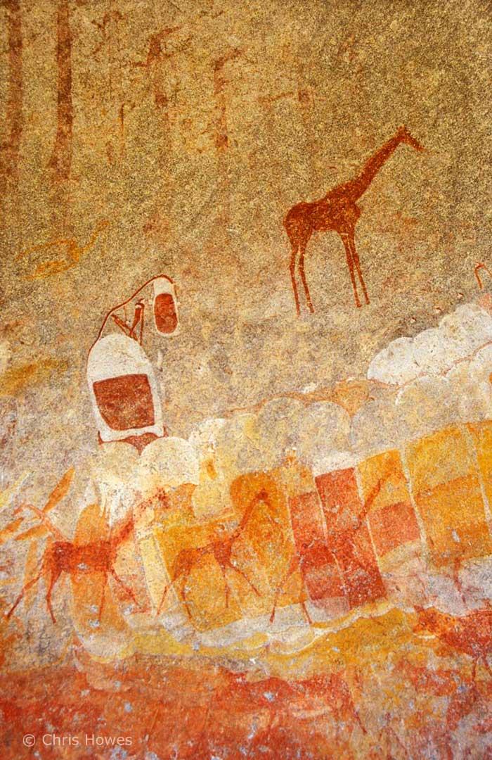 Inanke Cave, Zimbabwe
