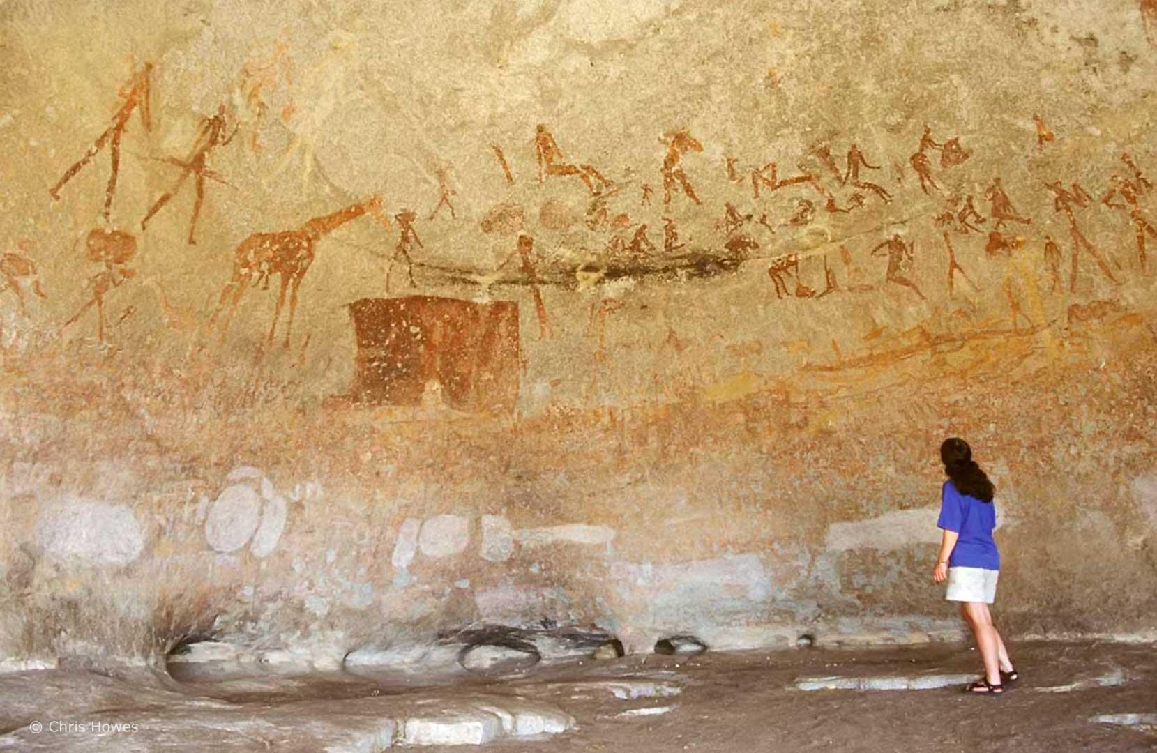 Silozwane Cave, Zimbabwe