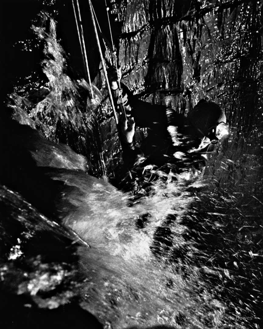 Giant's Hole, Peak District