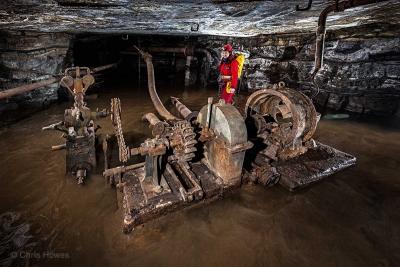 Rampgill Deel Level machinery