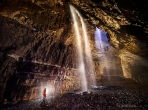 Gaping Gill, Yorkshire Dales