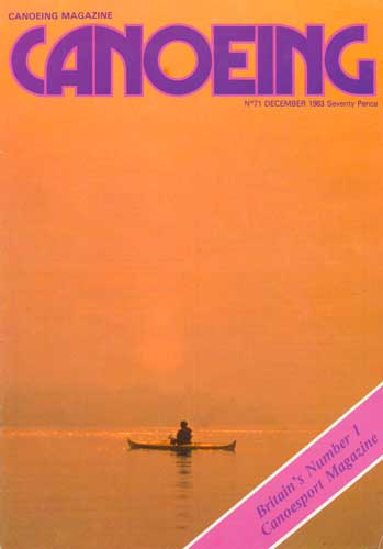 Canoeing (71), December 1983