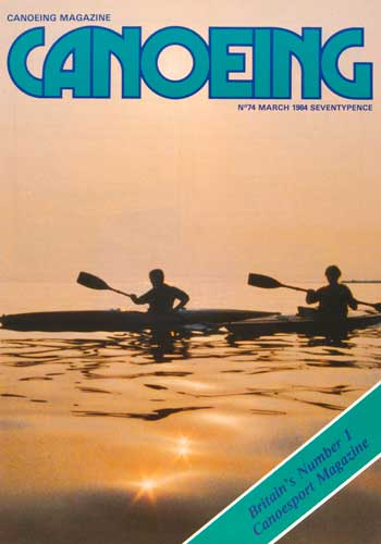 Canoeing (74), March 1984