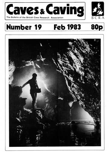 Caves & Caving (19), February 1983