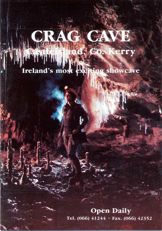 Crag Cave guidebook, 1991