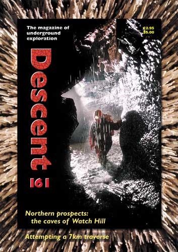 Descent (161), August 2001