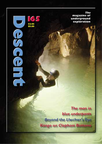 Descent (165), April 2002