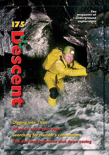 Descent (175), December 2003