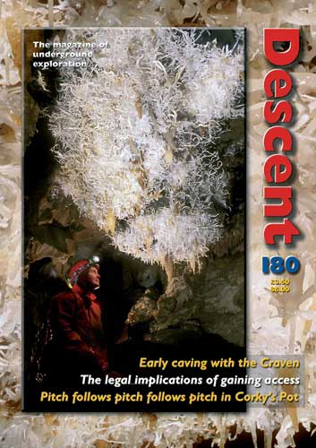 Descent (180), October 2004