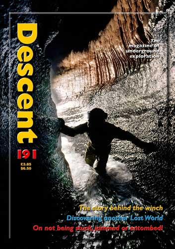 Descent (191), August 2006