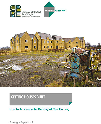 Getting Houses Built, 2015