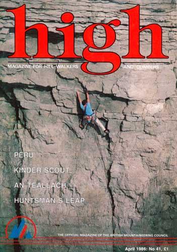 High (41), April 1986