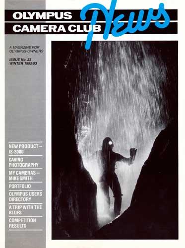 Olympus Camera Club News (33), Winter 1992-3