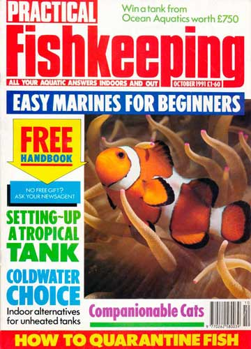 Practical Fishkeeping, October 1999