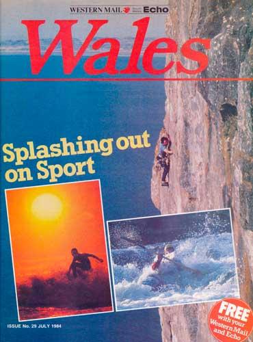 Wales (29), July 1984