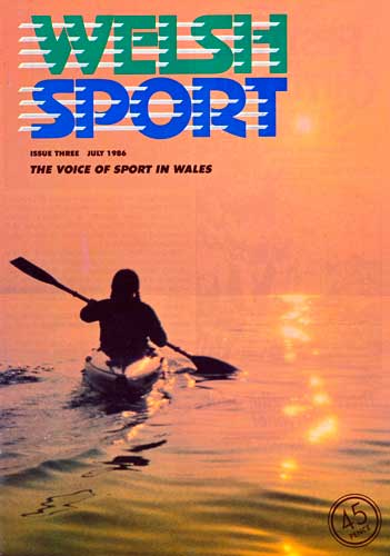 Welsh Sport (3), July 1986