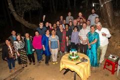 Anniversary party, Meghalaya