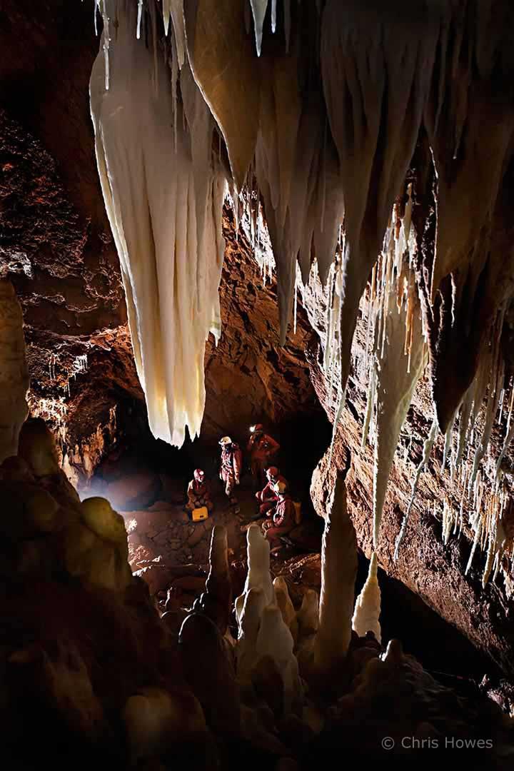 Grotte de Pousselieres, France