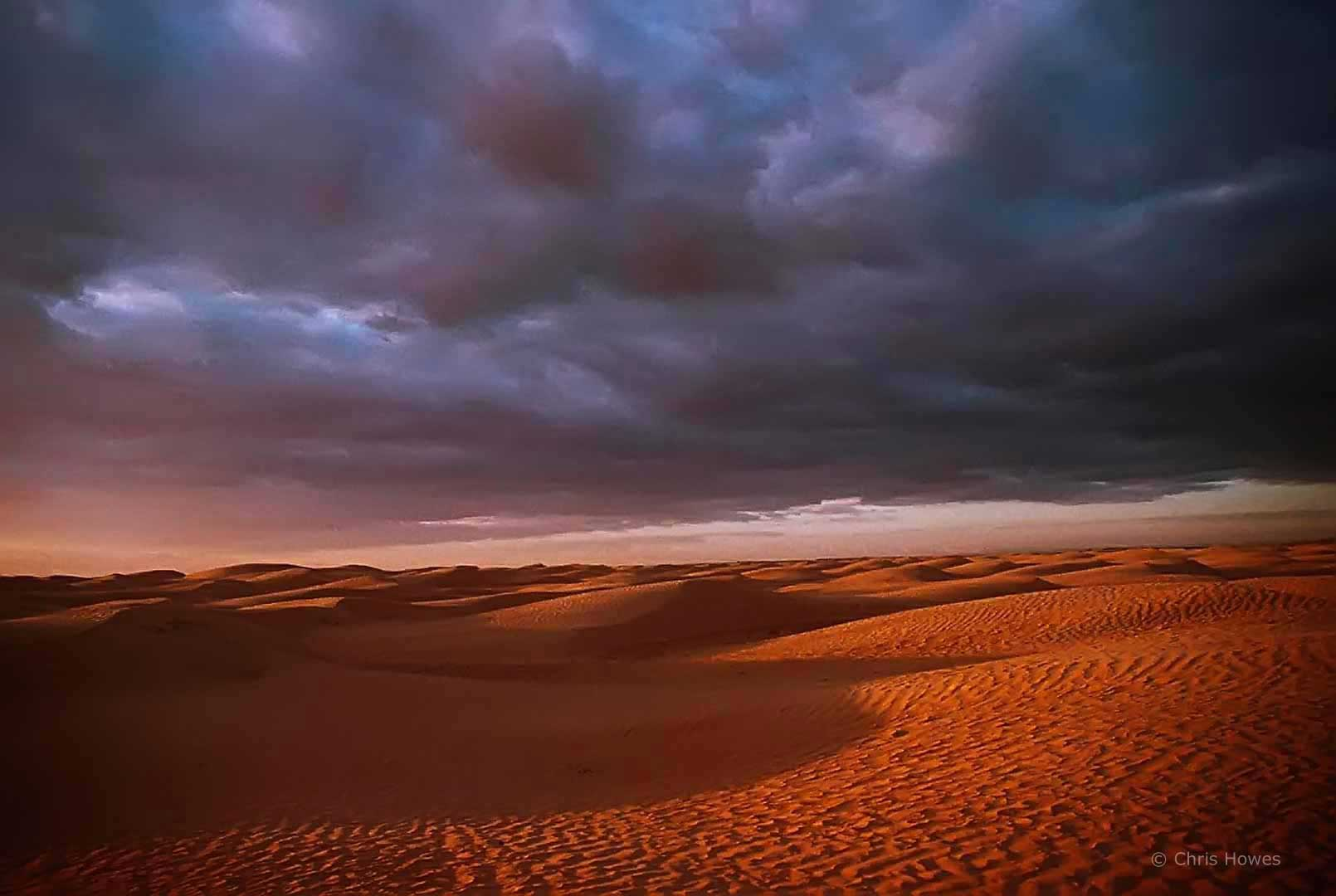 Sahara, Douz, Tunisia
