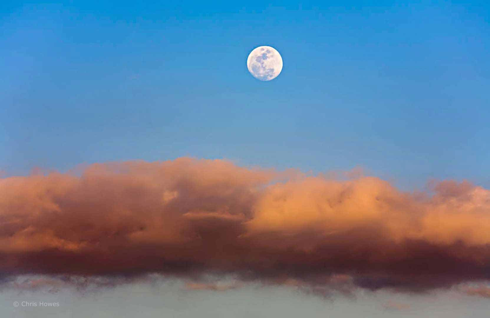 Moonrise, Maspalomas, Gran Canaria