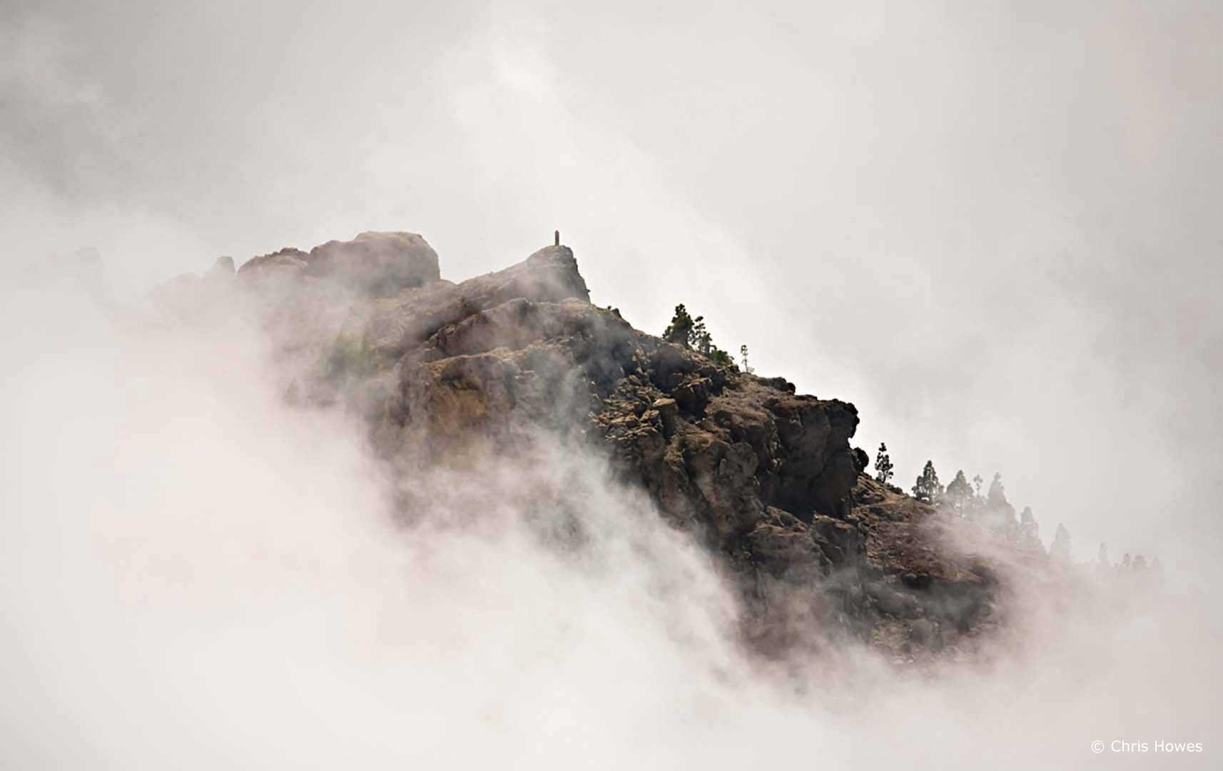 Pico de las Nieves, Gran Canaria