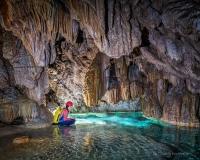 Sitting Bull Falls Cave