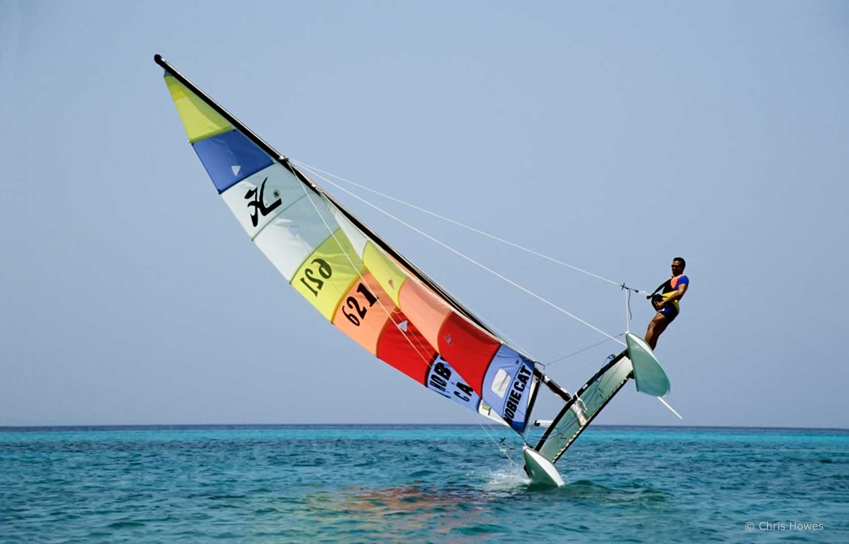 Sailing, Cuba