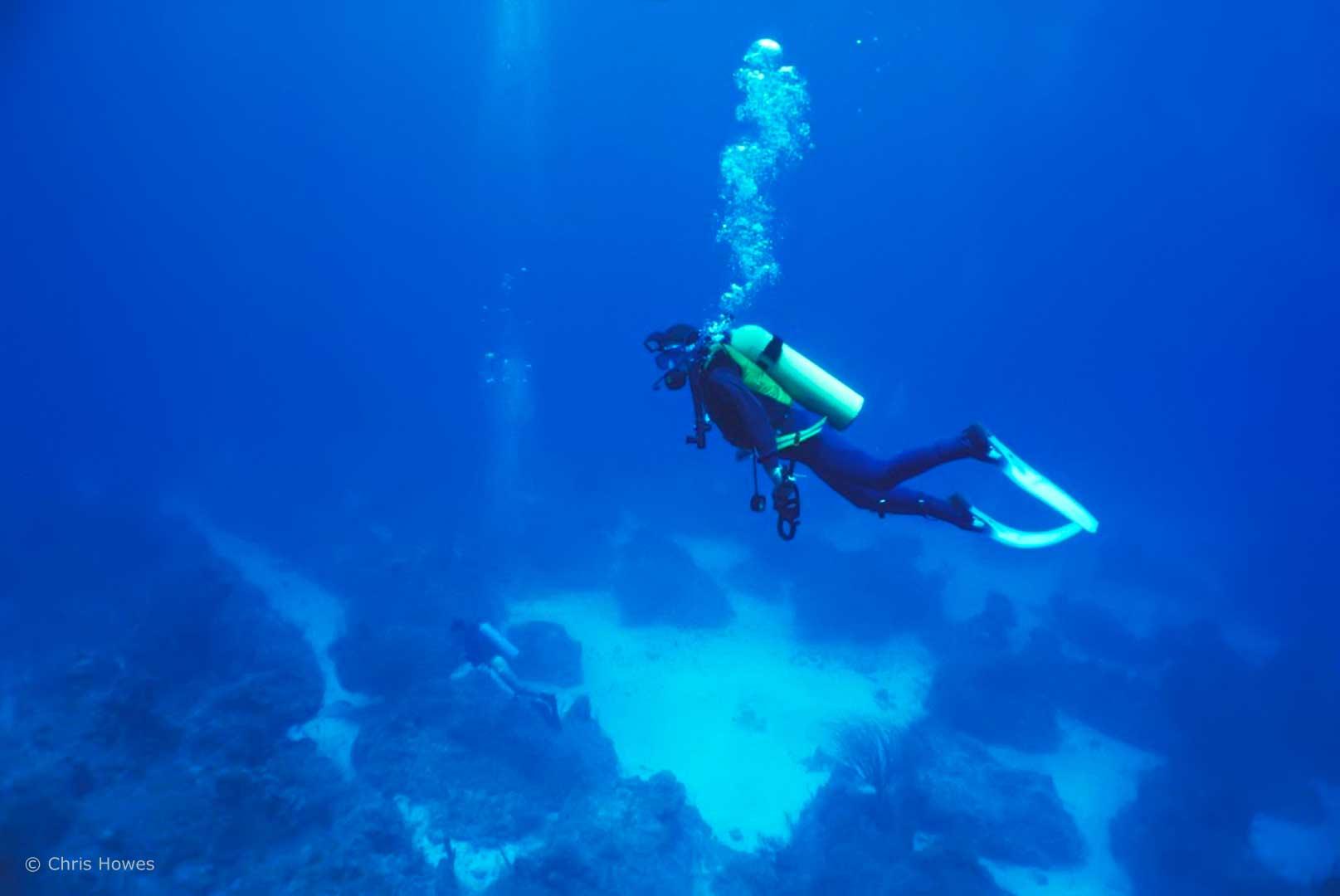 Andros Island, Bahamas